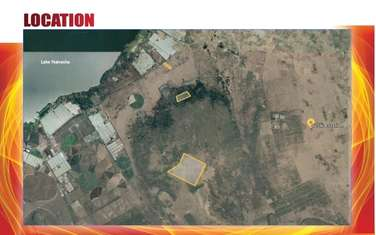 120 ac land for sale in Longonot