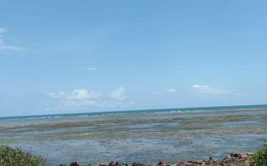 1 ac commercial land for sale in Diani