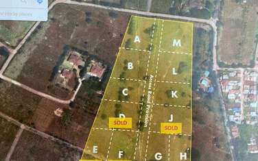4047 m² residential land for sale in Uthiru/Ruthimitu