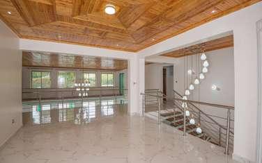 6 bedroom villa for rent in Karen