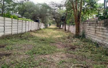 1.25 ac residential land for sale in Karen
