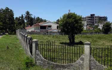 4047 m² commercial land for sale in Nyali Area