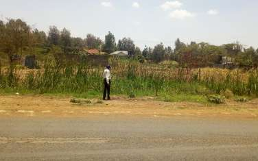 0.25 ac commercial land for sale in Kahawa