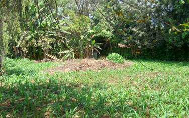 0.25 ac residential land for sale in Kahawa West