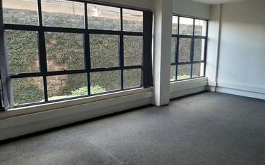 1200 ft² office for rent in Kilimani