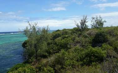 4047 m² land for sale in Likoni