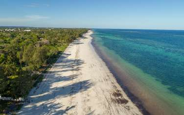 0.125 ac residential land for sale in Diani