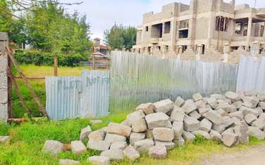0.0397 ha land for sale in Syokimau