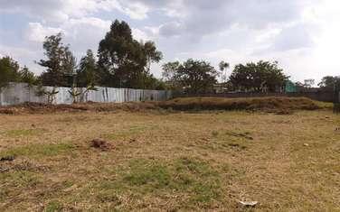 2000 m² land for sale in Runda