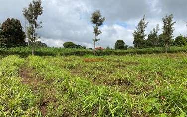 0.1 ha residential land for sale in Gikambura
