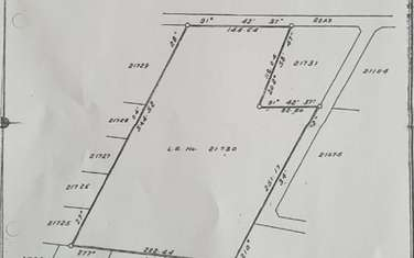 16 ac land for sale in Loresho