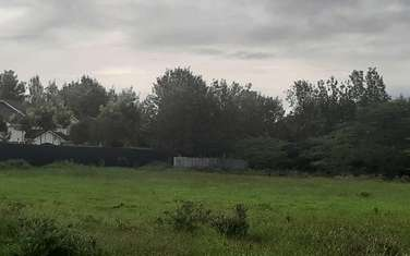 0.12 ha residential land for sale in Ngong