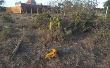 Residential land for sale in Ongata Rongai