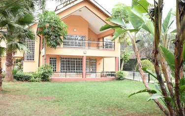 6 bedroom house for rent in Old Muthaiga