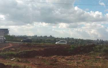 Commercial land for sale in Marurui