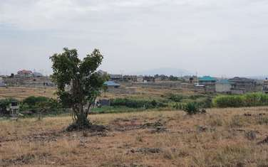 400 m² residential land for sale in Katani