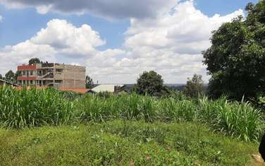 0.6919 ac land for sale in Kinoo
