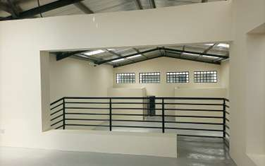 4000 ft² warehouse for rent in Mlolongo