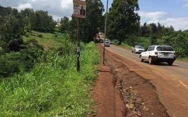 2023 m² commercial land for sale in Kiambu Road