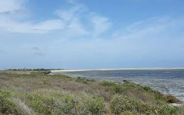 12141 m² residential land for sale in Watamu