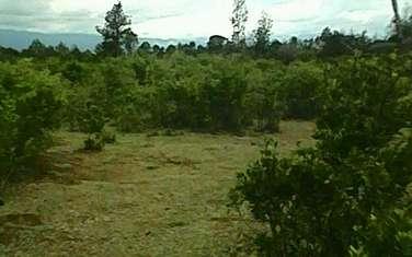 4047 m² land for sale in Nanyuki