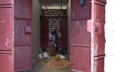 Furnished  bedsitter for sale in Bamburi