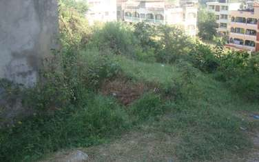 1300 m² residential land for sale in the rest of Kisauni