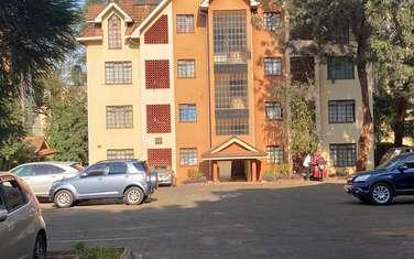 Furnished 2 bedroom apartment for rent in Kiambu Road