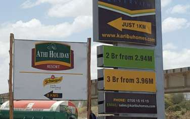 20235 m² commercial land for sale in Athi River Area