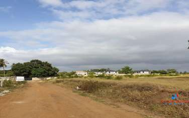 land for sale in Bamburi