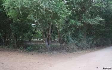 Land for sale in Kikambala