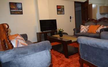 furnished 2 bedroom apartment for rent in Upper Hill