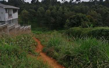 0.3 ac residential land for sale in Kikuyu Town