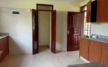 4 bedroom house for rent in Kiambu Town