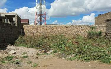 506 m² commercial land for sale in Ruiru