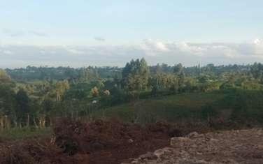 Residential land for sale in Githunguri