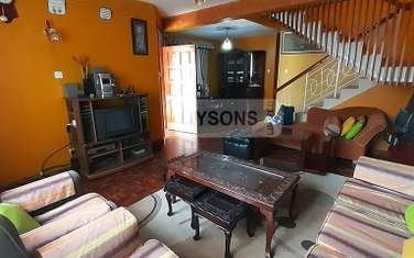 4 bedroom house for sale in South C