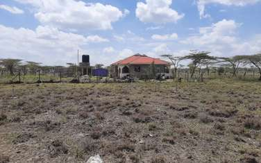 Residential land for sale in Mlolongo