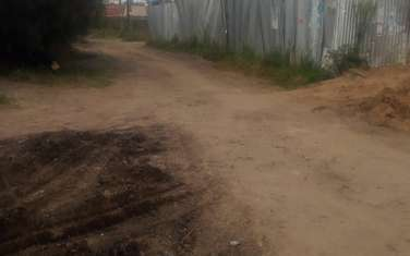 0.125 ac residential land for sale in Syokimau