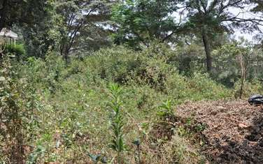 1618m² land for sale in Kilimani