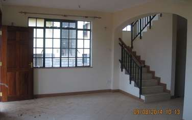 4 bedroom townhouse for rent in Thika