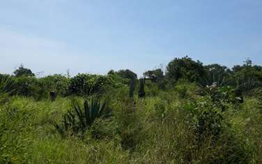 1012 m² residential land for sale in vipingo