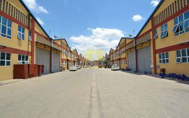 650m² warehouse for rent in Mlolongo