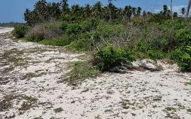 10 ac land for sale in Kikambala