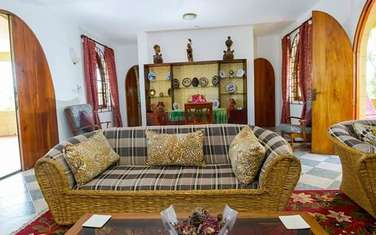 Furnished 5 bedroom house for sale in Watamu