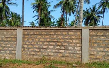 52611 m² commercial land for sale in Mtwapa