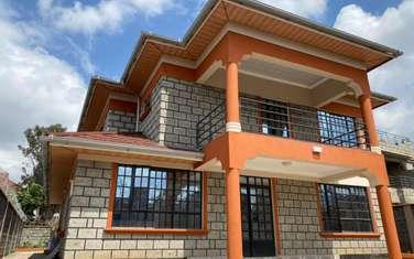 4 bedroom villa for sale in Syokimau