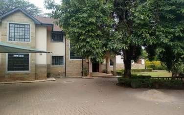 furnished 5 bedroom house for rent in Karen