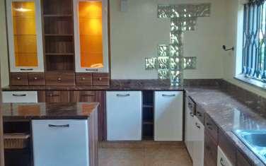 4 bedroom villa for rent in Karen
