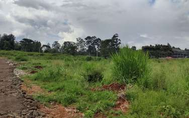 0.25 ac commercial land for sale in Thika Road